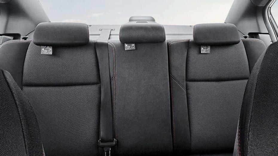 Subaru WRX (2017) Interior 005