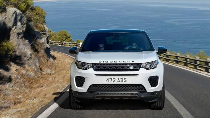 Land Rover Discovery Sport (2017) Exterior 004