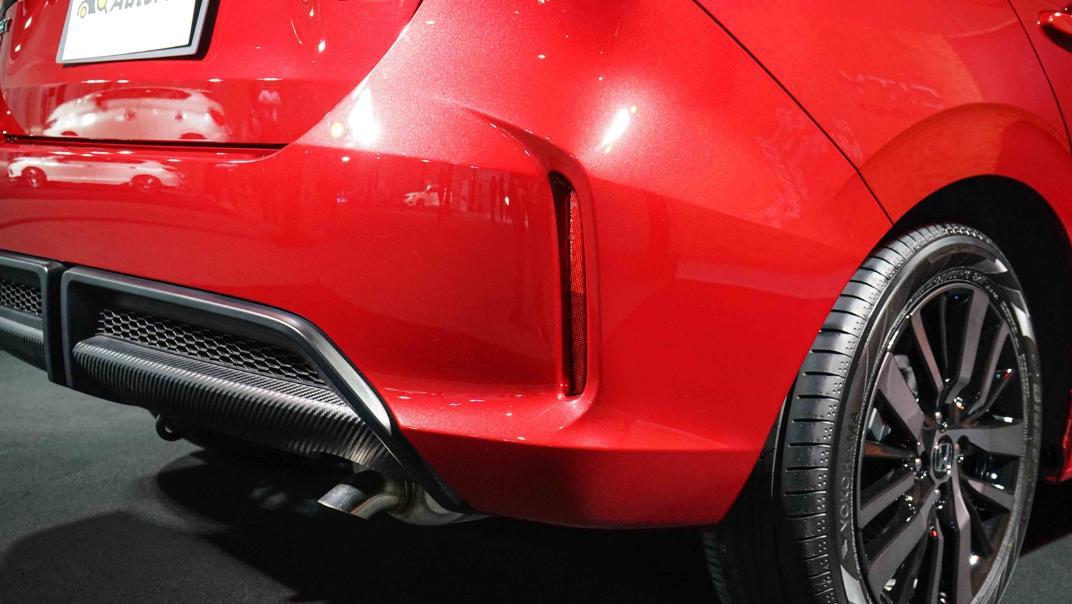2021 Honda City Hatchback International Version Exterior 099