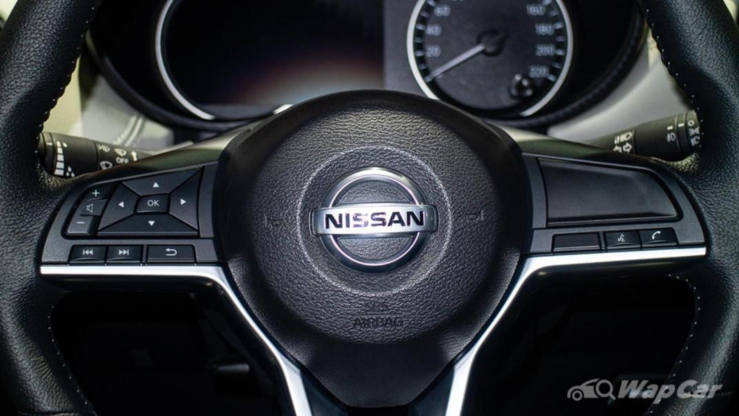 2020 Nissan Almera Interior 004
