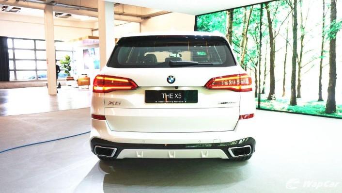 2020 BMW X5 xDrive45e M Sport  Exterior 007