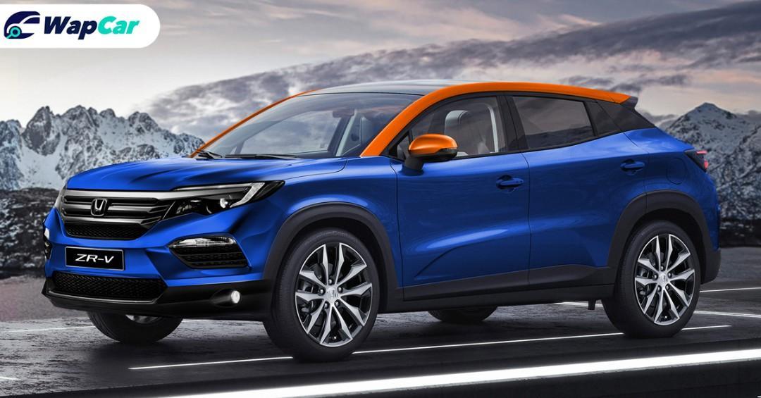 Honda ZR-V, new B-segment SUV to rival Toyota Raize/Daihatsu Rocky? 01