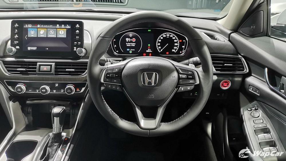 2020 Honda Accord 1.5TC Premium Interior 128