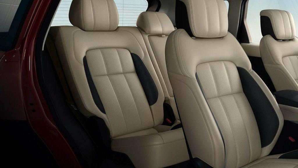 Land Rover Range Rover Sport (2017) Interior 012