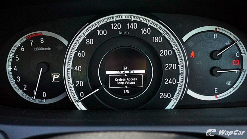 2018 Honda Accord 2.4 VTi-L Advance Interior 019