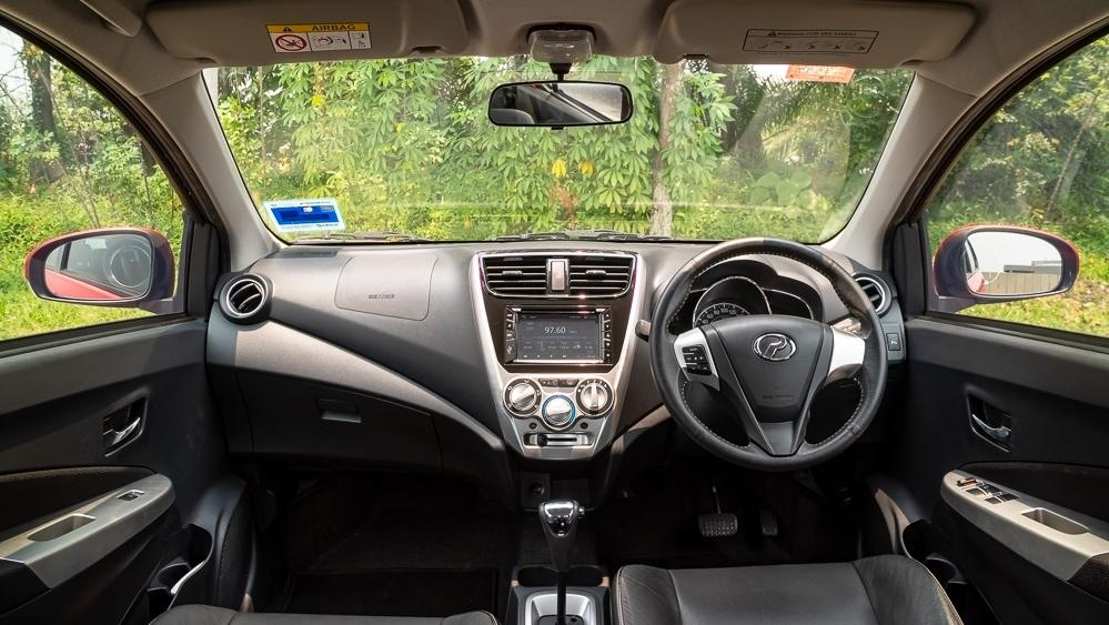 2018 Perodua Axia Advance 1.0 AT Interior 001