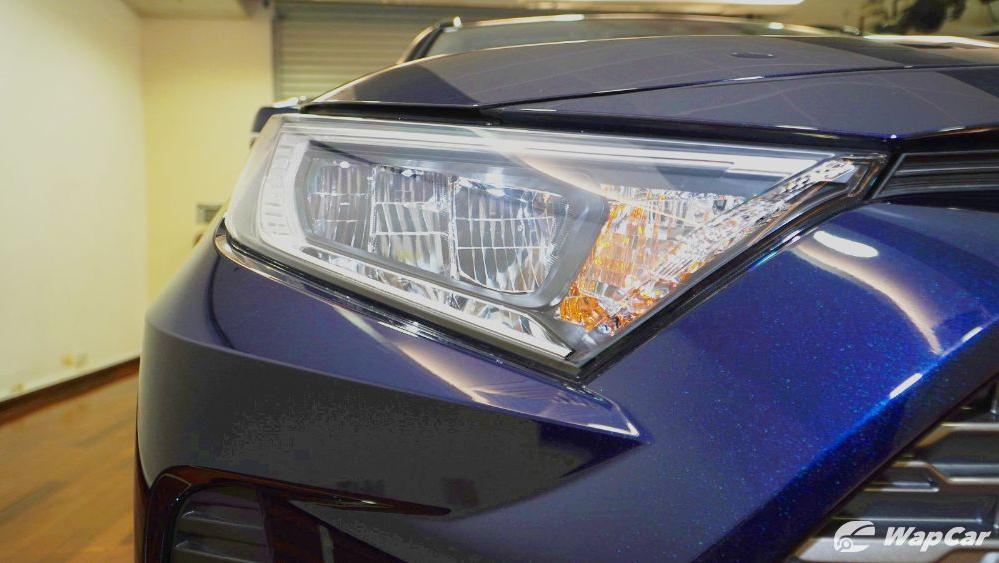 2020 Toyota RAV4 2.5L Exterior 089