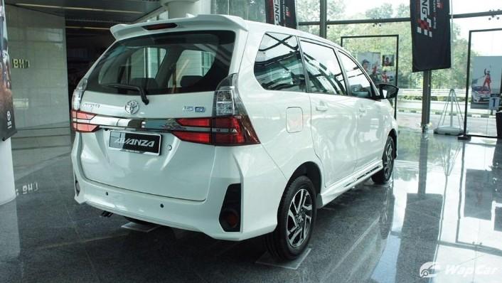 2019 Toyota Avanza 1.5S Exterior 006