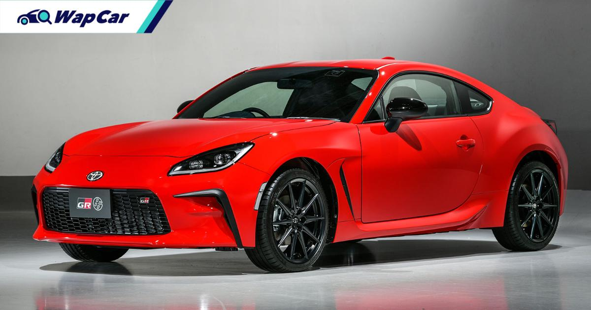 The 2021 Toyota GR 86 is here to rage your dreams 01