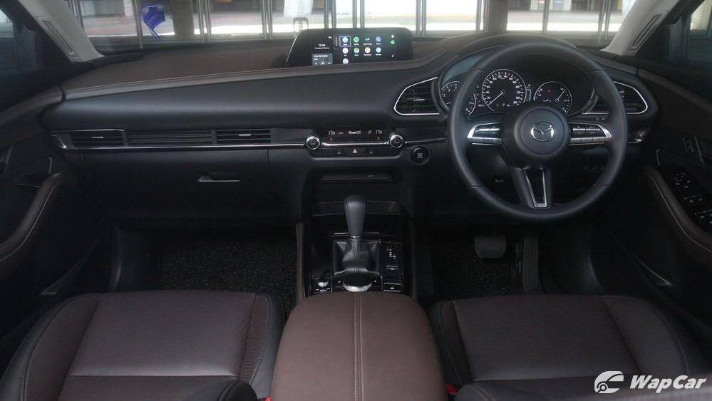 2020 Mazda CX-30 SKYACTIV-G 2.0 Interior 001