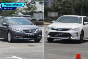 Nilai jualan semula: Toyota Camry vs Honda Accord – Yang manakah lebih baik?