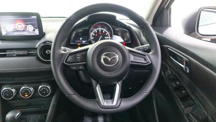 2018 Mazda 2 Hatchback 1.5 Hatchback GVC with LED Lamp Interior 005