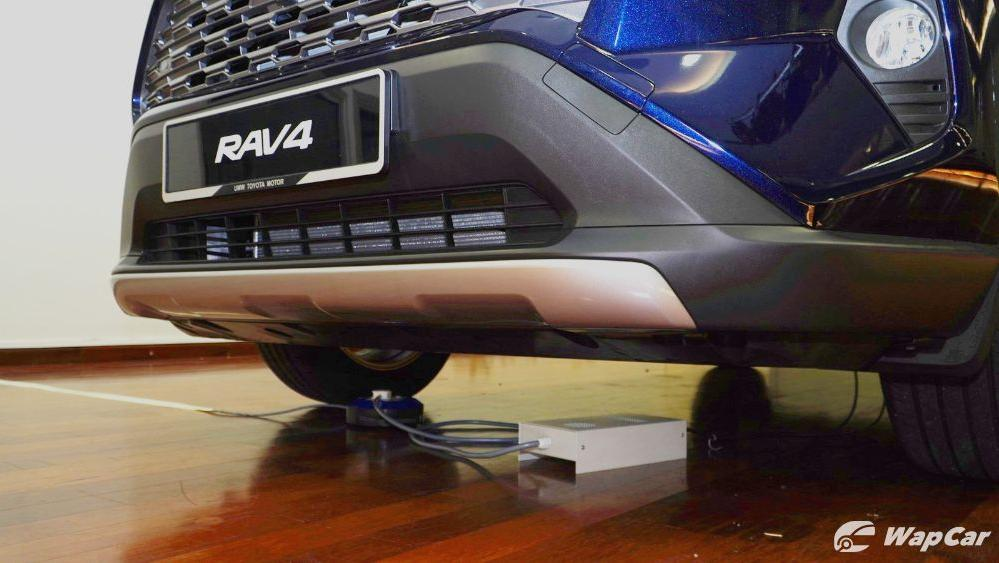 2020 Toyota RAV4 2.5L Exterior 099