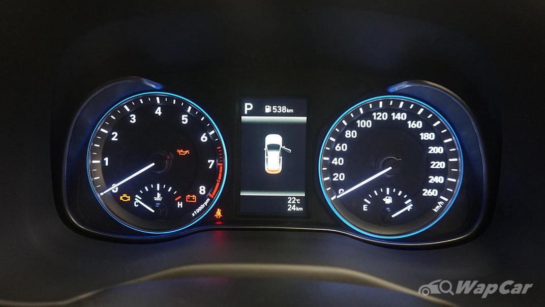 2021 Hyundai Kona 2.0 Standard Interior 007