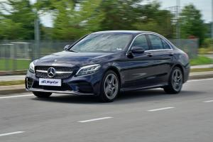 Review: 2020 Mercedes-Benz C200 AMG Line - Style over substance?