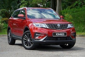 Ratings Comparison: Proton X70 vs Honda CR-V vs Mazda CX-5 - Overall results