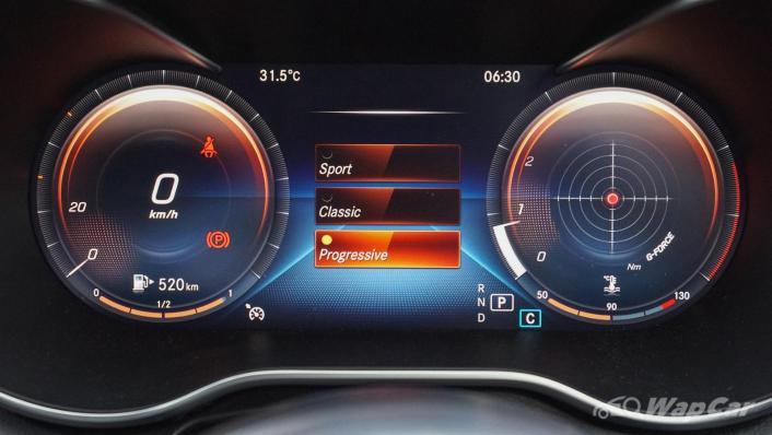 2020 Mercedes-Benz C-Class C 200 AMG Line Interior 007