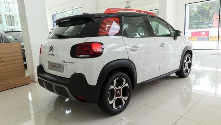 2019 Citroën New C3 AIRCROSS SUV Exterior 004