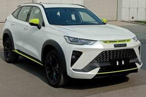 2021 Haval H6 Coupe leaked: Regular H6 not sporty enough? Fret not