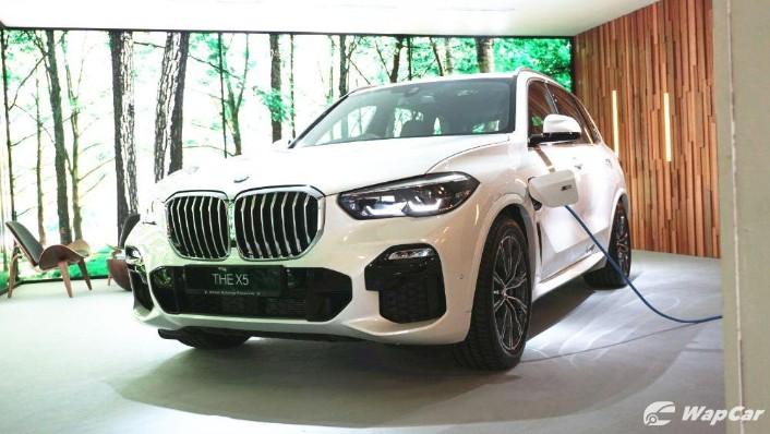 2020 BMW X5 xDrive45e M Sport  Exterior 001