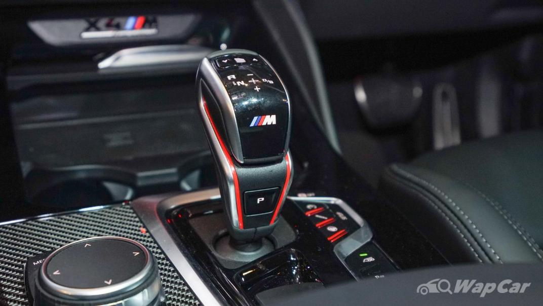 2020  BMW X4 M Competition Interior 004