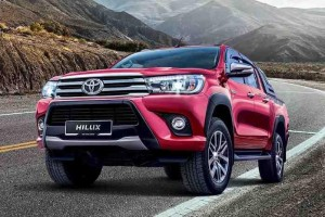 Two Variants Joined The Family Of Toyota Hilux