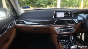 2019 BMW 7 Series 740Le xDrive Exterior 003