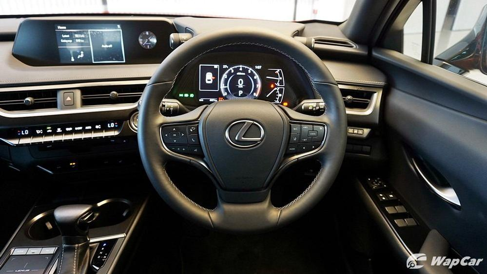 2020 Lexus UX 200 Urban Interior 003