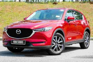 Here's the new 2019 Mazda CX-5 2.5L Turbo AWD
