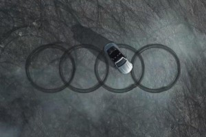 "Mercedes-AMG responds to Audi's ""Four Rings Challenge"""