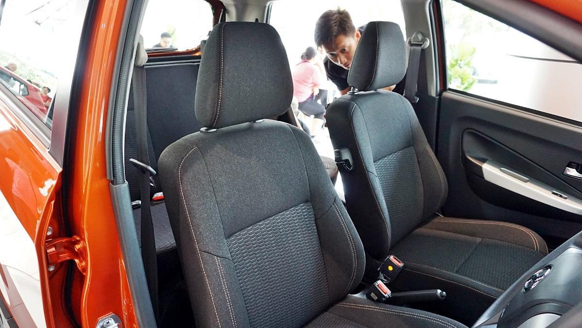 2019 Perodua Axia Style 1.0 AT Interior 081