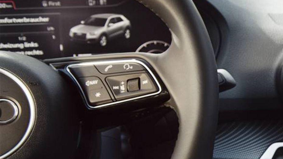 Audi Q2 (2019) Interior 004