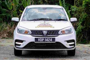 2019 Proton Saga 1.3L 4AT Has An Official Fuel Consumption Of 6.7L/100km