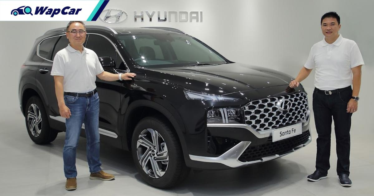 Hyundai Indonesia wishes Happy Ramadan with the newly launched 2021 Hyundai Santa Fe 01