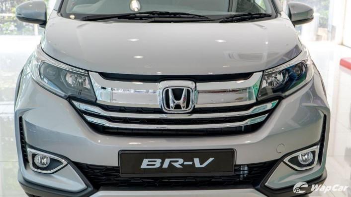 2020 Honda BR-V 1.5L V Exterior 009