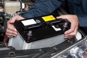 Starting your car's engine and idling is not enough to charge the 12V battery