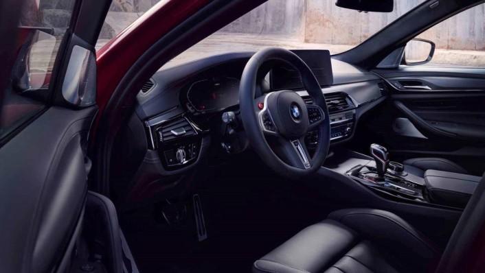 2020 BMW M5 Interior 003