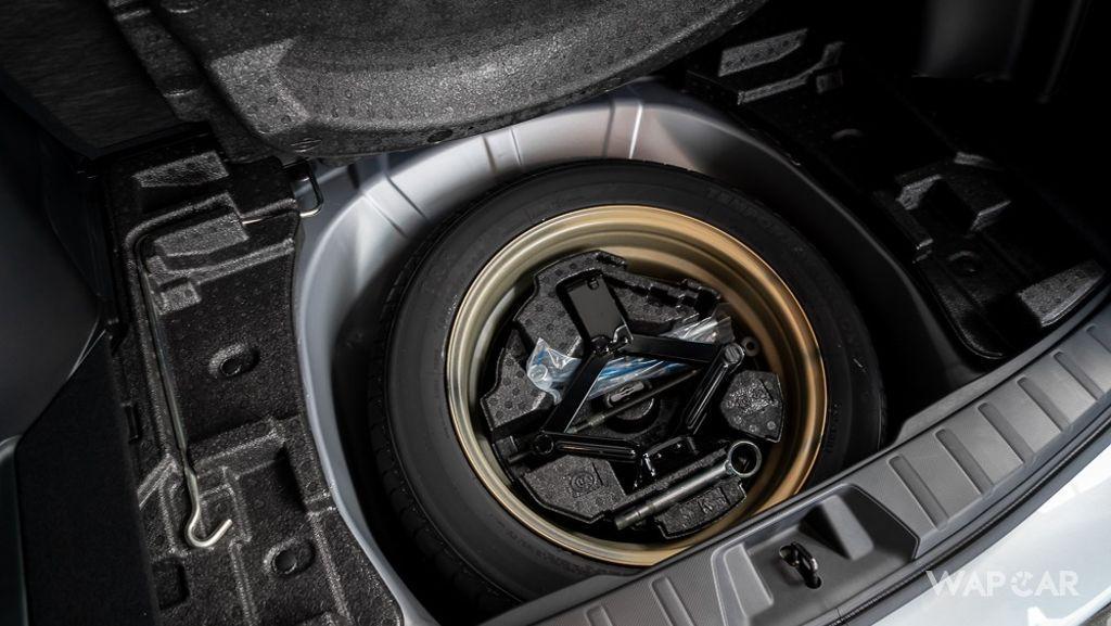 Subaru Forester (2019) Interior 031