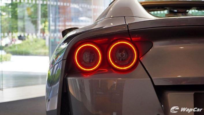 2020 Ferrari 812 GTS Exterior 007