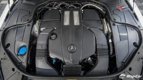 2018 Mercedes-Benz S-Class S 450 L AMG Line Exterior 001