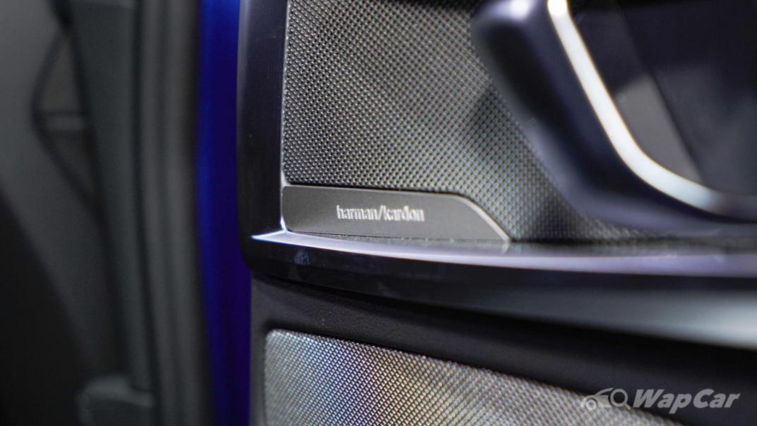 2020 BMW M850i xDrive Gran Coupe Interior 007