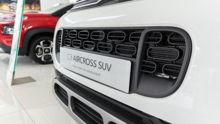 2019 Citroën New C3 AIRCROSS SUV Exterior 009