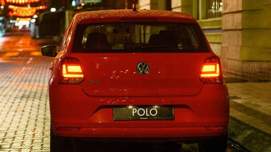 Volkswagen Polo (2018) Exterior 011