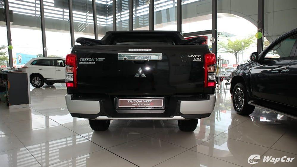 2019 Mitsubishi Triton VGT Adventure X Exterior 004