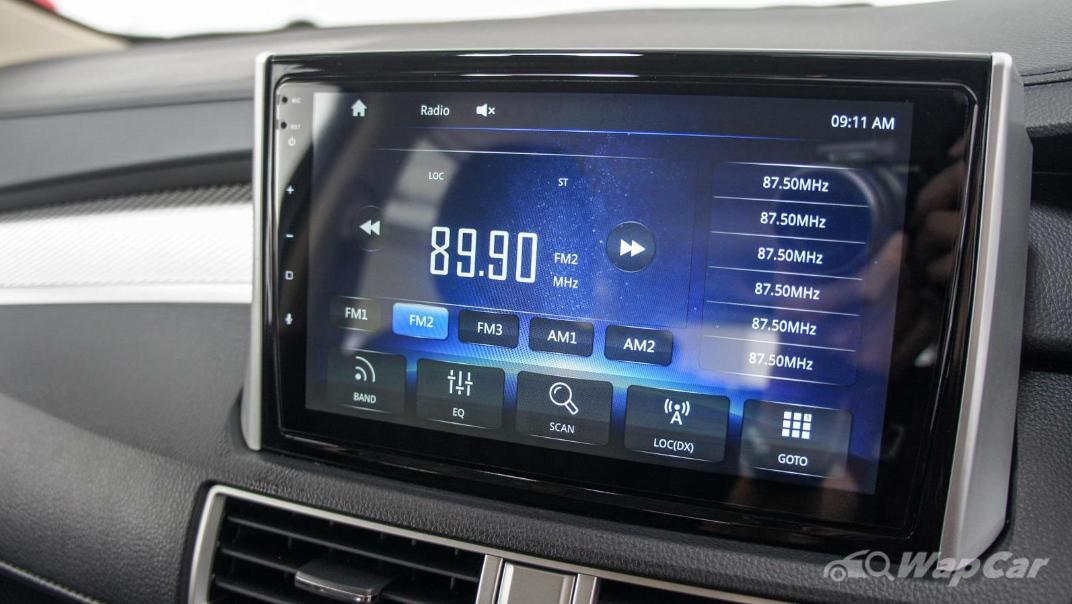 2020 Mitsubishi Xpander 1.5 L Interior 012