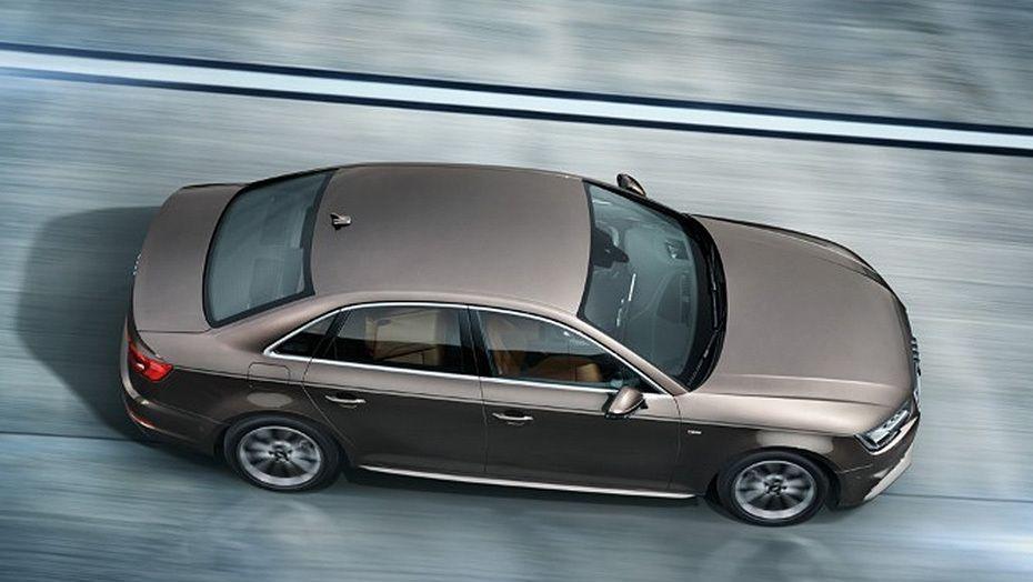 Audi A4 (2019) Exterior 007