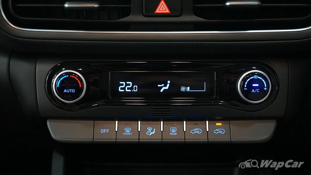 2021 Hyundai Kona 2.0 Active Interior 023