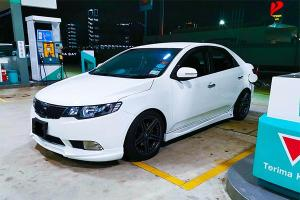 Owner Review: The unexpected choice - Story of my Kia Forte