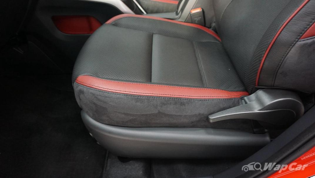 2021 Perodua Ativa 1.0L Turbo AV Interior 039