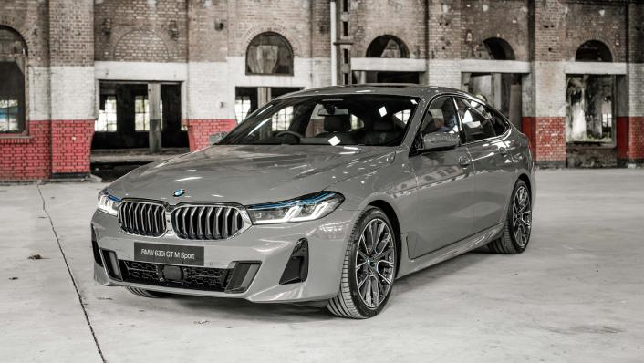 2021 BMW 6 Series GT 630i M Sport Exterior 001